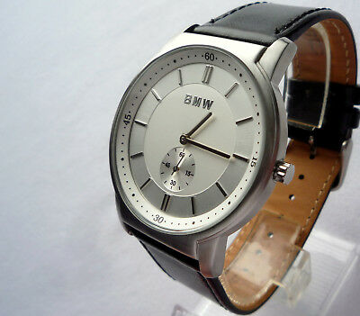 Rare BMW Classic Collection Vintage Dial Retro Car Accessory Pocket Design Watch