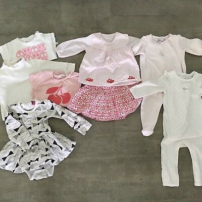 Size 00 Baby Girls Bebe, Rock Your Baby, Country Road, Fred Bare, Monnalisa