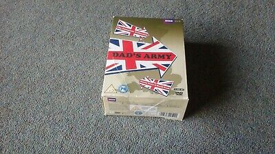 Dad's Army DVD complete collection 14 disc set pre owned