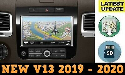 Vw Rns 850, Vw Touareg Rns 850 Update 2019-2020 New!!!! V13 Version Full Europe