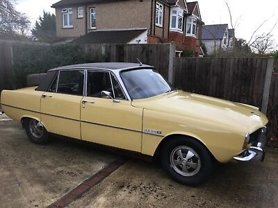 Rover 3500s P6, 2 previous owners, only 60,000 miles