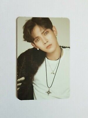 "K-POP ATEEZ Mini Album ""TREASURE EP 2 : Zero To One"" Official YeoSang Photocard"
