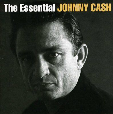JOHNNY CASH - The Very Best Of - Greatest Hits - Essential Collection 2 CD NEW