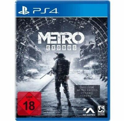 Metro Exodus Day One Edition (PS4) - (NEU & OVP) (UNCUT)
