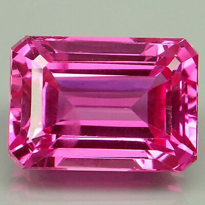 Natural Pink Topaz Gem, 8.00 x 6.00 3.90 mm, 1.78 ct, very good