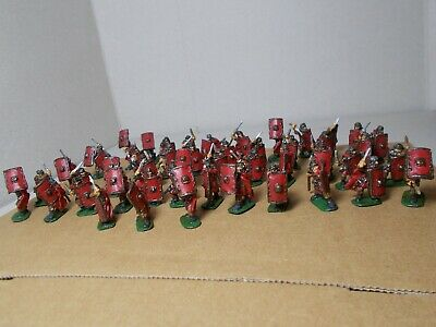 1/72 Painted Soldiers, Roman Infantry Winter x48 Strelet