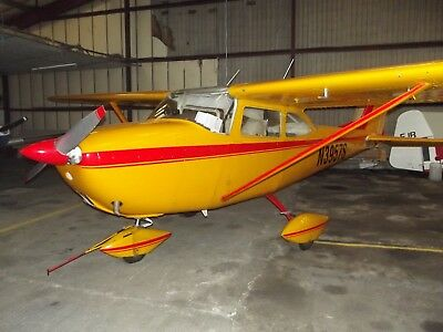 Cessna 172E Share For Sale. Norwich Norfolk. well run syndicate with trust