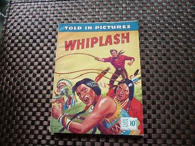 Told in pictures Whiplash cowboy no 187 V.F.