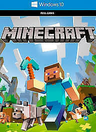 Minecraft : Window 10 Edition |PC|CD KEY|REGION FREE|