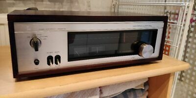 Luxman T-550 Solid State AM/FM Stereo Tuner