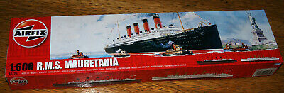 "Airfix A 04207  RMS ""MAURETANIA""  Kit in 1:600"