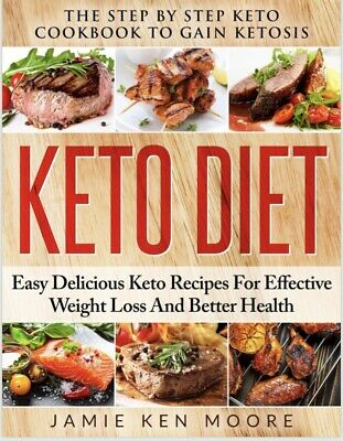 The Keto Diet Step By Step- PDF book- Read in