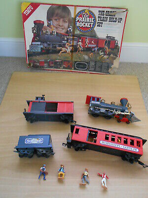 Timpo The Great Train Hold Up Spares Repairs