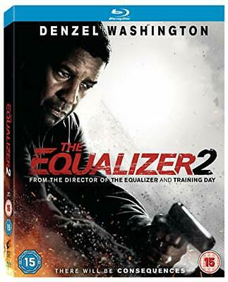 The Equalizer 2 [Blu-ray] [2018]