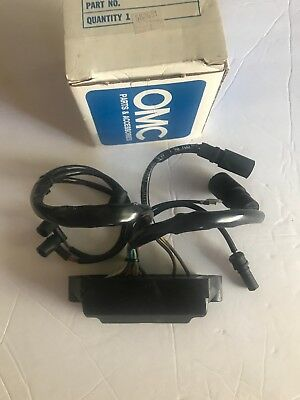 New OMC Johnson Evinrude 582651 Power Pack OEM Factory Outboard Marine OMC11