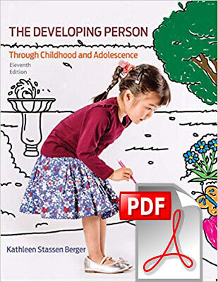(pdf) Developing Person Through Childhood and Adolescence 11th Ed Berger