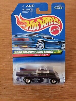 HOT WHEELS 2000 Treasure Hunt Series Double Vision #1 of 12