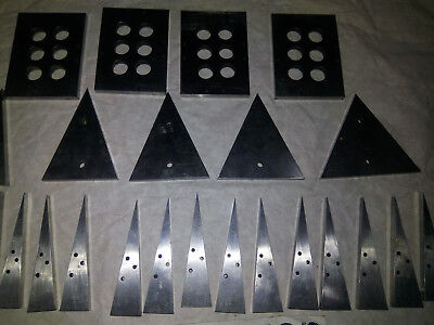 Set of angular measures USSR ,31pcs ,CHIZ