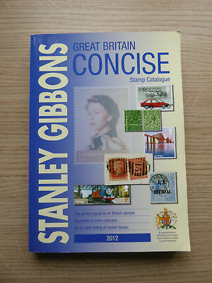 Stanley Gibbons Gb Concise Catalogue 2012