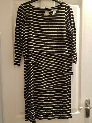 Mamas And Papas Maternity Nursing Dress Size 8