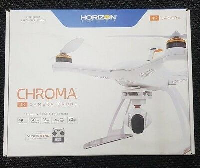Blade CHROMA 4K CG03 CAMERA DRONE (QUADCOPTER) WITH FPV RADIO
