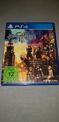 Kingdom Hearts 3 III PS4 Spiel NEU OVP Playstation 4