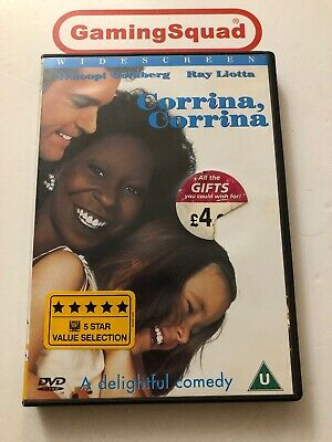 Corrina, Corrina DVD, Supplied by Gaming Squad