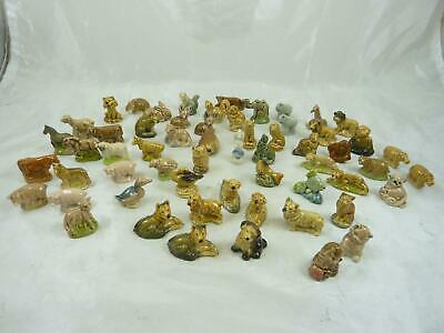 Large Job Lot of Wade Whimsies