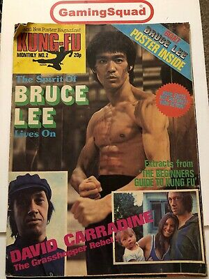 Kung Fu Monthly No 2 Magazine Book, Supplied by Gaming Squad