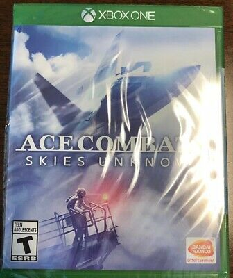 Ace Combat 7: Skies Unknown (Microsoft Xbox One, 2018) New Video Game