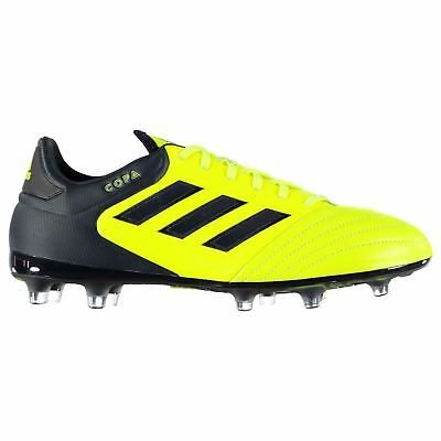 save off 67623 5eb46 adidas Copa 17.2 FG Firm Ground Football Boots Mens Yellow Soccer Shoes  Cleats
