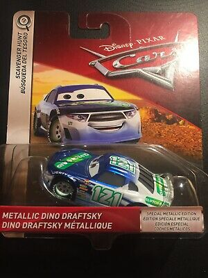 Autos Mattel Disney Pixar Cars 3 Diecast Auto Precision Series Sally Neuware New