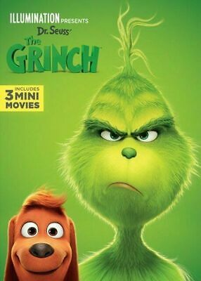 The Grinch 2018 (DVD)
