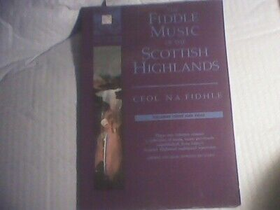 The Fiddle Music of the Scottish Highlands. Volume Three and Four. New Book.