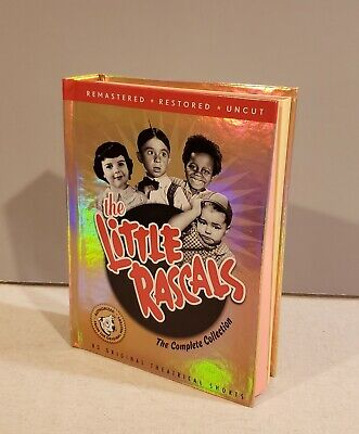 The Little Rascals: The Complete Collection - 8 Disc DVD Box Set- RHI-2008