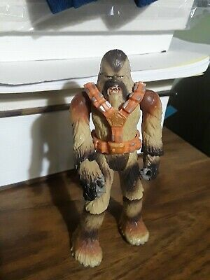 STAR WARS Wookie Warrior 2004 #43 TAN REVENGE OF THE SITH COLLECTION ROTS LOOSE