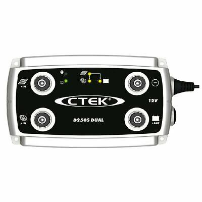 Vw Transporter T6 Ctek D250S Dual – Split Charger – Designed For Smart Alternato