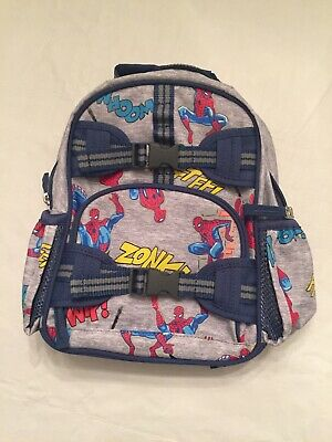 5aba38a40e4a Pottery Barn Kids Spider-Man Glow In The Dark Mini Backpack