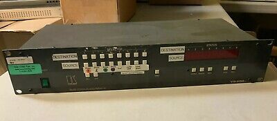Kramer VS-808XL 8x8 Composite Video and Audio Matrix Switcher