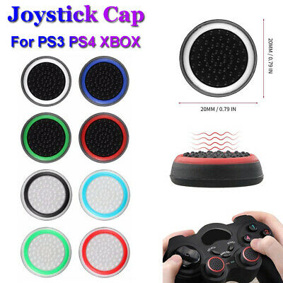 Accessories Joystick Cap Cover Case Thumb Stick Grip For PS3 PS4 XBOX One