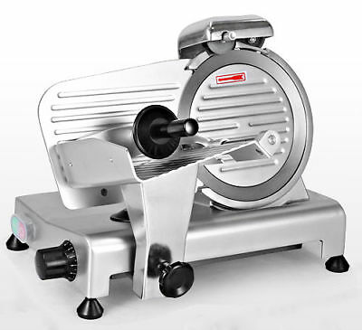 Semi-Automatic Commercial Meat Slicer 220mm8 Inch Blade