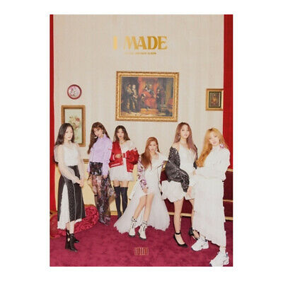 (G)I-DLE - I MADE 2ND Mini Album CD