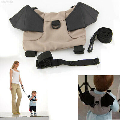 9B65 New Baby Kids Toddler Bat Safety Harness Backpack Walker Strap Anti-lost