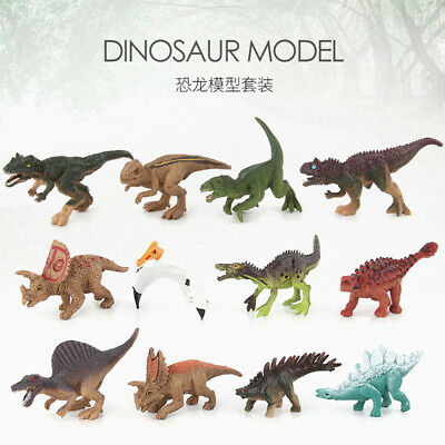 Toy Dinosaur Action Kids Model Figures Plastic Gift Realistic Boys Birthday
