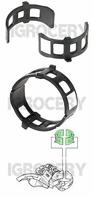 34.9 --/>28.6mm Shimano Clamp Band Adapters for F Derailleur Mount 1pc New