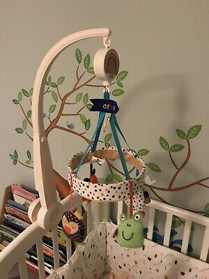 Mamas and Papas Timbuktales Over Cot Mobile