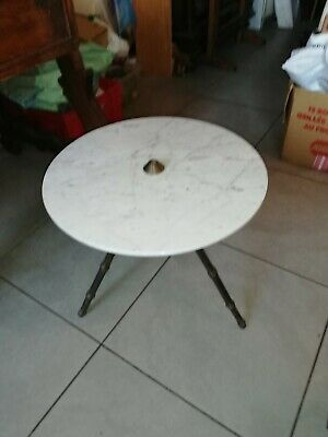 Jacques Adnet Table Tripode