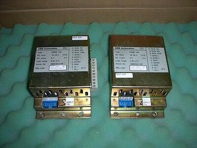 1PC Used ABB DSSB146 /DSSB-146/(48980001-AP/2) /48980001-AP #OH19