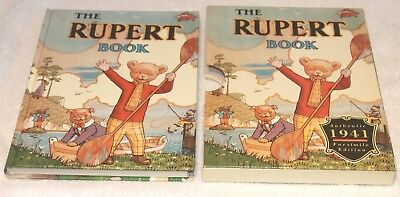 Rupert  Annual  1941....facsimilie  Edition  In  Slipcase...superb  Condition