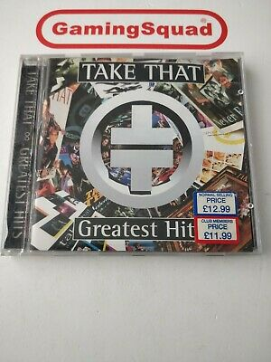 Greatest Hits, Take That CD, Supplied by Gaming Squad